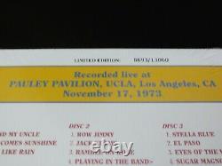 Grateful Dead Dave's Picks 5 Five UCLA Bruins Pauley Bill Walton 11/17/1973 3 CD