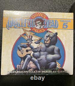 Grateful Dead Dave's Picks 5 Five UCLA Bruins Pauley Pavilion 11/17/1973 3 CD