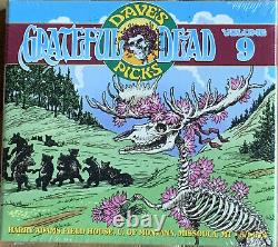 Grateful Dead Dave's Picks 9 Missoula Montana MT 5/14/1974 3CD Brand New Sealed