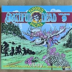 Grateful Dead Dave's Picks 9 Volume Missoula Montana Like New MT 5/14/1974