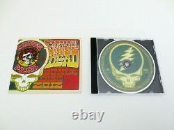 Grateful Dead Dave's Picks Bonus Disc 2012 CD Capital Centre Landover MD 7/29/74