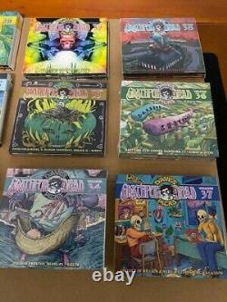 Grateful Dead Dave's Picks Lot of 39 CDs brand new sealed