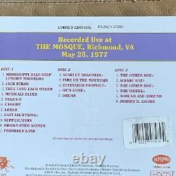 Grateful Dead Dave's Picks Vol 1 5/25/1977 Mosque Richmond VA BRAND NEW SEALED