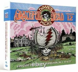 Grateful Dead Dave's Picks Vol 12 Dead Heads Version, Only 300 Released, New