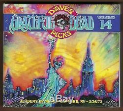Grateful Dead Dave's Picks Vol. 14 Academy NYC 3/26/72 NewithSealed 4-CD Bonus Set