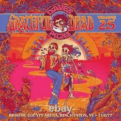 Grateful Dead Dave's Picks Vol 25 HDCD Brand New Sealed 3CD 11/6/1977 OOP