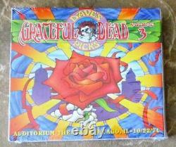 Grateful Dead Dave's Picks Vol 3 ULTRA RARE DEAD LETTER OFFICE VERSION 91 OF 500