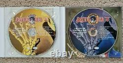Grateful Dead Dave's Picks Vol. 4 3-cd Set Complete 9/24/76 Williamsburg