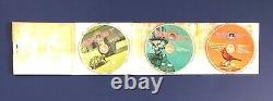 Grateful Dead Dave's Picks Vol. 5-8 + Bonus Disc Ltd. Numbered OOP Like NEW