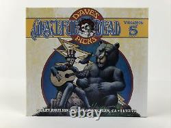 Grateful Dead, Dave's Picks Vol. 5, Pauley Pavilion, CA 11/17/73 NM