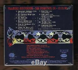 Grateful Dead Dave's Picks Vol. 6 1969/1970 NewithSealed Un-Numbered 4-CD Bonus Set