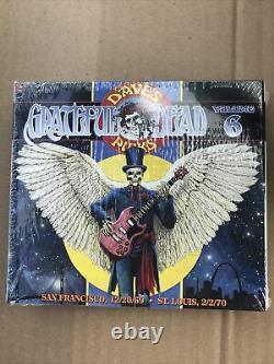 Grateful Dead Dave's Picks Vol 6 SF 12/20/69 Brand New Sealed Jerry Garcia