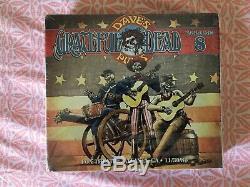 Grateful Dead Dave's Picks Vol. 8 Fox 11/30/80 Brand NewithFactory Sealed 3-CD Set