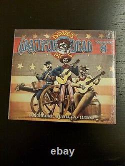 Grateful Dead Dave's Picks Vol 8 Fox Theatre Atlanta, GA 11/30/80 3-CD