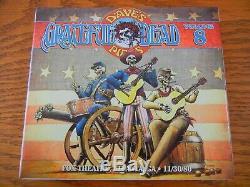 Grateful Dead Dave's Picks Vol. 8 Fox Theatre, Atlanta, Ga 11/30/80 Like New