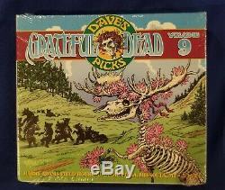Grateful Dead Dave's Picks Vol 9 Missoula, MT 5/14/74 (Sealed, Limited, OOP, 3-CD)