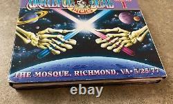 Grateful Dead Dave's Picks Volume 1 One Mosque Richmond 5/25/77 Star Wars 3 CDs