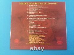 Grateful Dead Dave's Picks Volume 10 Thelma L. A. 12/12/69 + Bonus Disc 4-CD Set