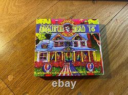 Grateful Dead Dave's Picks Volume 16 3 CD Set 03-28-1973 Springfield Civic