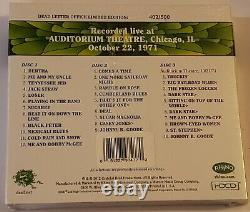 Grateful Dead Dave's Picks Volume 3 Dead Letter Office Version New! 402/500