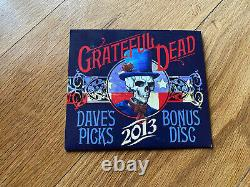 Grateful Dead Dave's Picks Volume 5 6 7 8 2013 Bonus Disc 12-21-1969 Fillmore