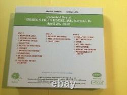 Grateful Dead Dave's Picks Volume 7 Illinois State Normal IL 4/24/1978 3-CD Set
