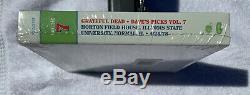 Grateful Dead Dave's Picks Volume 7 Normal IL 4/24/78 3 CD Set, SEALED, 3CD