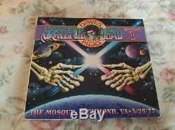 Grateful Dead Dave's Picks Volume One Richmond VA 3CD #11740/12000 LIKE NEW