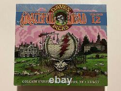 Grateful Dead Daves Picks 12 Volume Hamilton NY 11/4/77 3-CD 11/2/77 Toronto