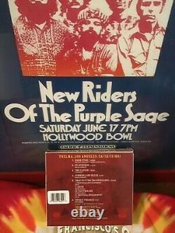 Grateful Dead Daves Picks Vol. 10 SEALED 4 CDs BONUS DISC Thelma 1969 numbered