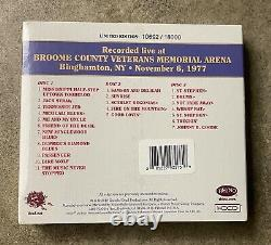 Grateful Dead Daves Picks Vol 25 Twenty-Five Broome Co. NY 11/6/77 BRAND NEW