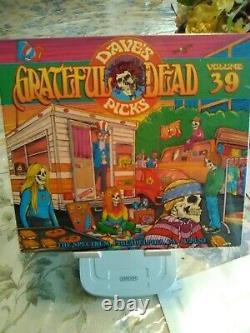 Grateful Dead Daves Picks Vol. 37 & 38 and 39