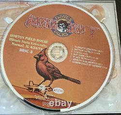 Grateful Dead Daves Picks Vol. 7 4/24/78 Normal, IL 3CD OOP 4836/13000