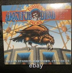 Grateful Dead Daves Picks Volume 2 With Bonus Disc Sealed