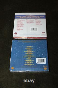 Grateful dead DAVE'S PICKS VOL 25-28 + BONUS DISC new OOP jerry garcia PHIL LESH
