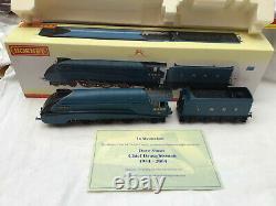 Hornby R2339 Class A4 Mallard Lner 4468 Dave Stone Edition Locomotive Boxed