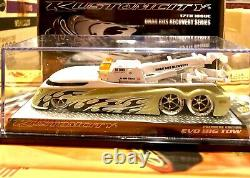 KUSTOM CITY DRAG BUS RECOVER SERIES #17 DAVE CHANG EVO BIG TOW CHASE #133 Of 240