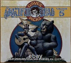 Limited Edition Grateful Dead Daves Picks Volume 5 (8065/13000)
