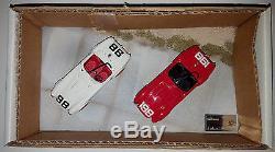 Marsh Models 1/43 Cobra 260 Dave MacDonald Winner Ken Miles 1963 Riverside #/25