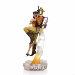 Mondo Art Rocketeer and Betty 14 Diorama Statue by Dave Stevens Limited Edition