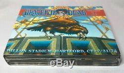 NEW Grateful Dead Dave's Picks Vol 2 Dillon Stadium Hartford CT 7/31/74 3 CD Set