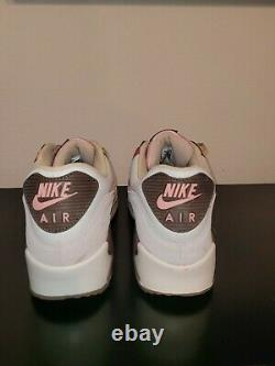 Nike Air Max 90 x DQM Bacon 2021 Deadstock Size 13 Dave Limited Edition