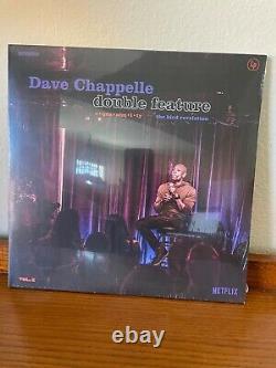 RARE SEALED Dave Chappelle Equanimity The Bird Revelation Netflix Vinyl LP Album