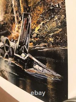 STAR WARS Dave Pollot Limited Edition Passengers Series Gallery1988 Nt Mondo BNG
