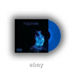Santan Dave PsychoDrama Vinyl Limited Edition Rare Blue LP