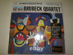 The Dave Brubeck Quartet Time Out 2 LP, 45 rpm, 200 Gramm Vinyl, US-Pressung