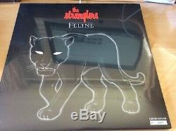 The Stranglers Feline 2019 Ltd Num Ed Dbl Vinyl + Signed Print Dave Greenfield