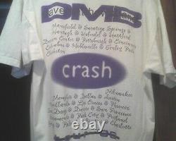 Vintage Dave Matthews Band 1996 Crash Concert Tour L Shirt Hard to Find DMB