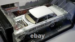 1/18 Autoroute 61 Dave Strickler 1965 Dodge Coronet Hemi Carburant Injecté Awb
