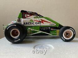 1/18 Gmp 2003 Autographié Dave Darland/artic Cat #3ac Diecast Sprint Car